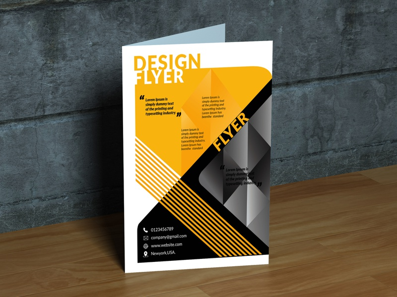 FLYER Design branding sales business illustration adobe photoshop adobe illustrator posters marketing promotional design greeting card trifold brochure brochure design brochure annual report brochure educational healthcare real estate fashion flyer design flyer
