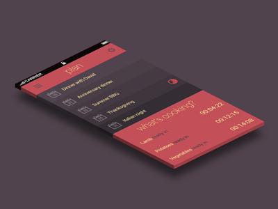 Tique-Toque menu screen