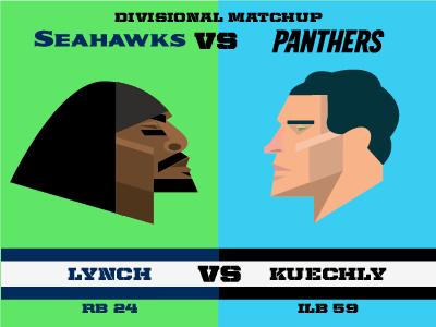 NFL Divisional Faceoff I.