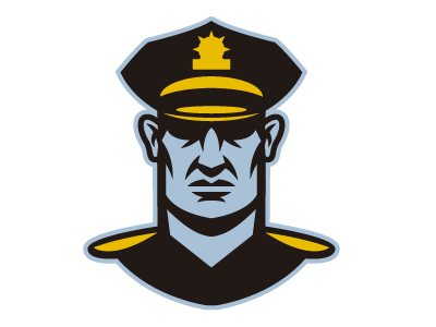 PoliceHead (for a rugby team)