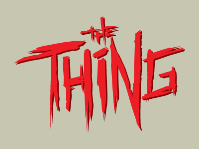 The Thing the thing john carpenter horror movie