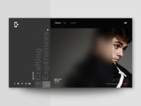 Designer Portfolio concept