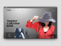 Fashion E-Commerce site
