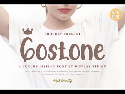 Gostone decorative
