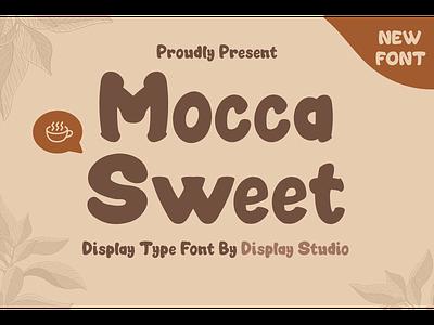 Mocca Sweet designfont