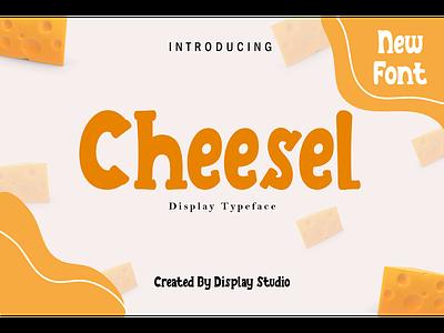 Cheesel designfont