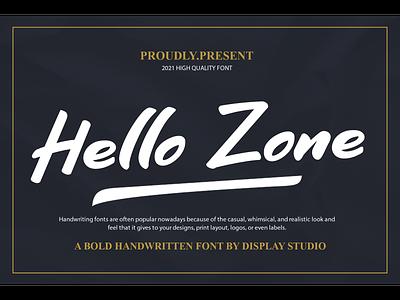 Hello Zone logotype