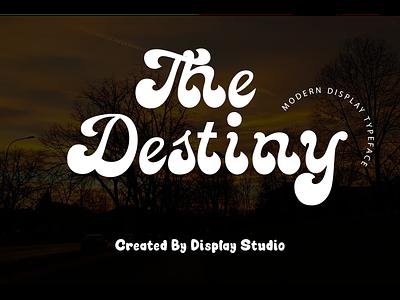 The Destiny greetingcard