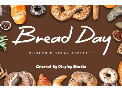 Bread Day greetingcard
