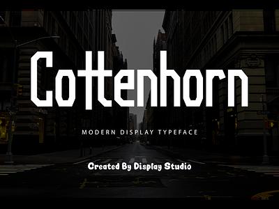 Cottenhorn youtubefont