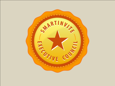 SmartInvite Council Badge