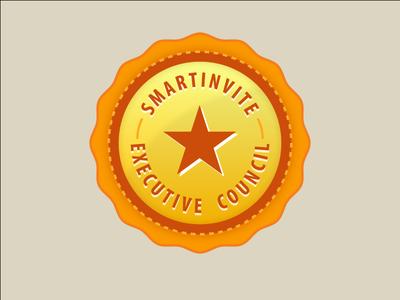 SmartInvite Council Badge