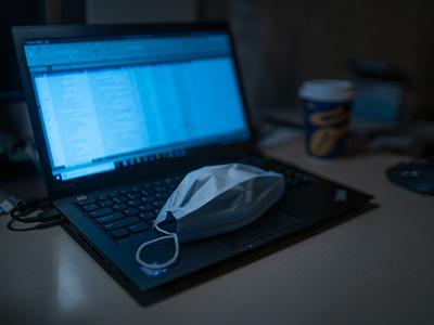 Mayur Rele New Jersey Cyber Security Covid-19 Effect on Cyber Se