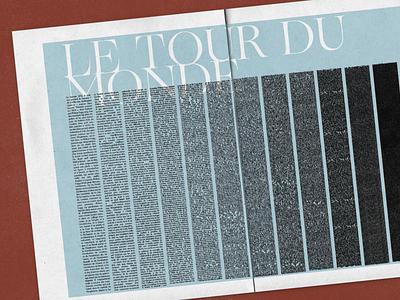 Urban Nomad Zine illustraion magazine design lettering art lettering zine magazine storytelling editorial