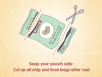 Prevent Pet Suffocation Graphic Preview