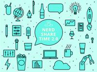 Nerd Share Time