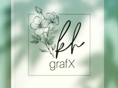 KH GrafX Logo Design entrepreneur branding logo design graphic design
