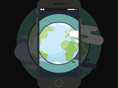 World Going Mobile