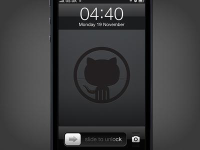 Octophone Lock Screen