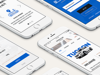 ZEROCAR mobile web