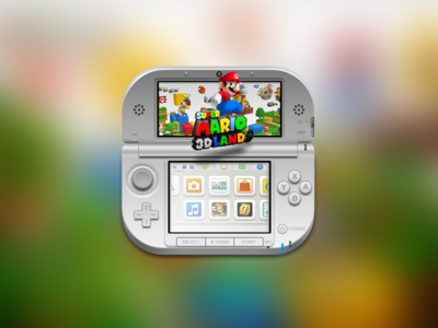 Nintendo 3DS XL for iPhone