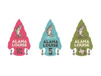 Alana Louise CROP Badges