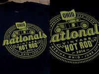 Ohio Nationals Tee