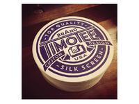 TIM-O_TEE Coaster
