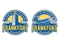 Frankfort Michigan Logos