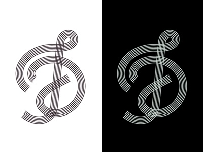 TFD Monogram monogram design monogram logo monogram mark typography lettering logo
