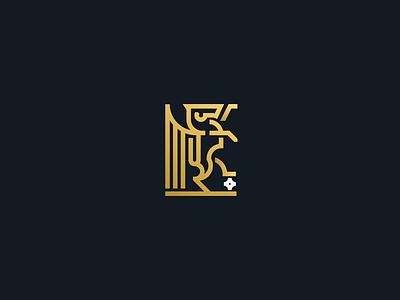 Pegasus minimalist coat of arms crest gold star mythology horse heraldry modern design icon mark lineart line animal branding geometry illustration minimal logo