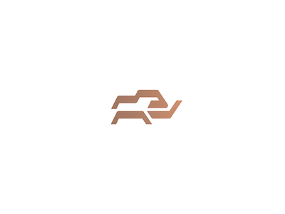Rhino rhinoceros rhino africa horn strong design lineart geometry line animal icon minimal mark logo