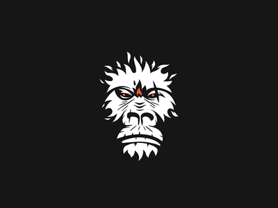 Fire Gorilla