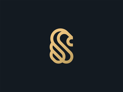 Lion regal royal wild cat mane minimalist luxury elegant lineart animal mark icon geometry ui line branding illustration minimal logo