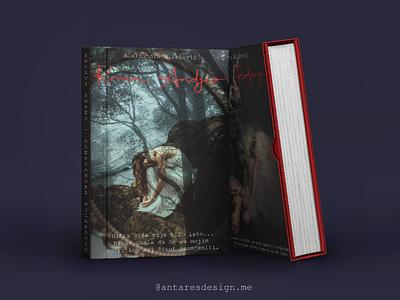 Book Cover Design photoshop ad adobe