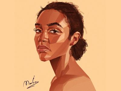 the beautifule brunette girl best illustrators illustrators ui best illustration branding illustration digital painting digital illustration digitalart design logo art