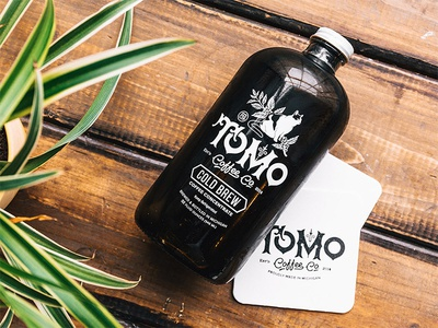Tomo Coffee Co. Cold Brew