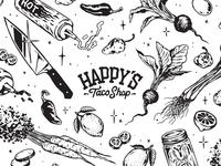Happy's Taco Shop