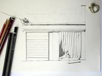 Mairead Murphy Sketch