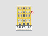 Salzburg - Mozarts Geburtshaus