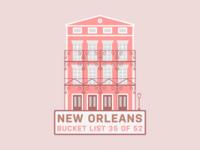 New Orleans - Pontalba Buildings