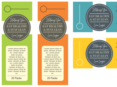 Product Labels, Package labels package label product design label design