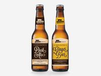 Beers Label Designs