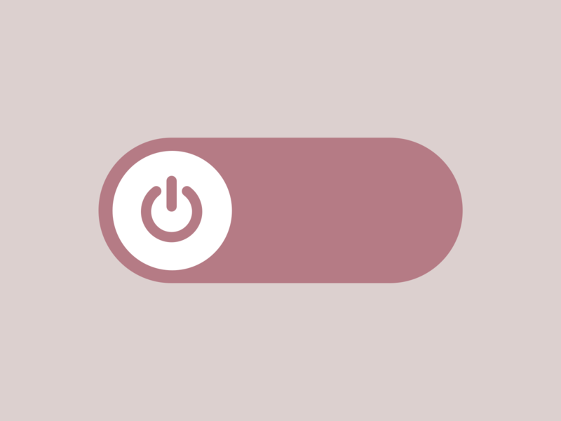 #DailyUI Day 15 - On Off Switch daily 100 challenge daily ui 15 015 on off on off switch on off onoff switch onoffswitch onoff design dailyui ui dailyuichallenge