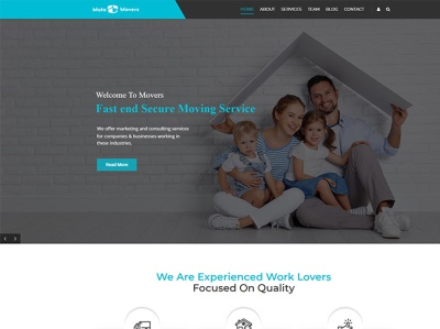 movers and packers wordpress themes relocation themes wordpress packers movers