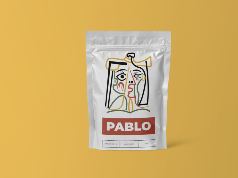 PABLO | coffee package