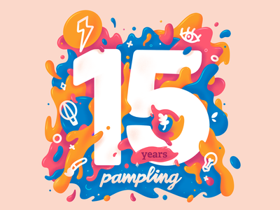 Pampling 15 Years