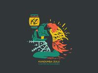Candombe Shirt Illustration