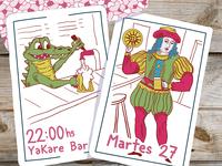 Yakare Truco Tournament