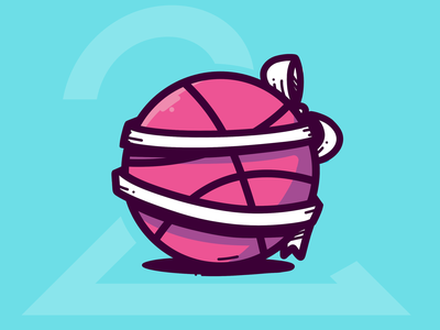 Giving out 2 dribbble invites two giveaway illustration dribbble invitation invite draft